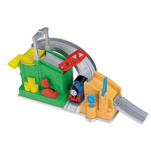 Fisher-Price Стартовый набор Томас и друзья, серия, Action Tracks, Y3082 игрушка fisher price стартовый набор