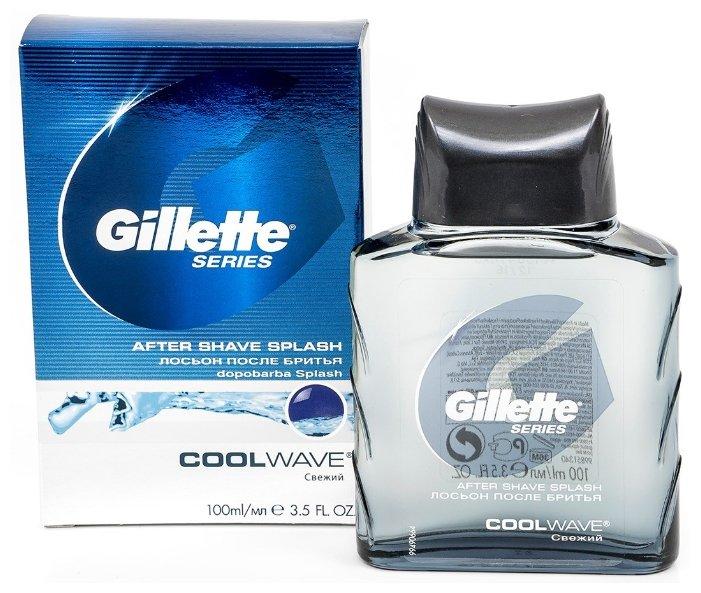Лосьон после бритья Series Cool Wave