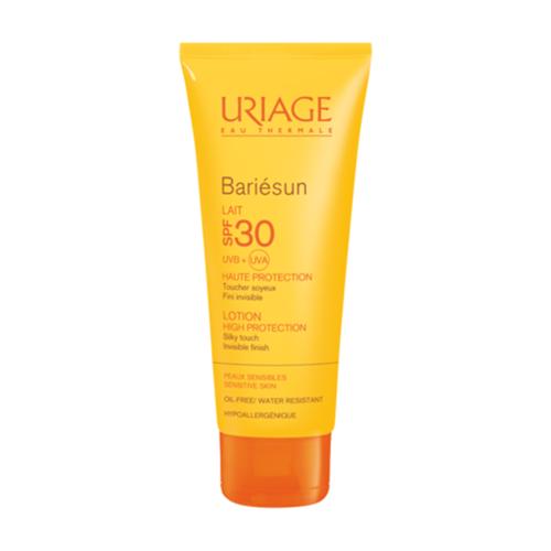 Фото - Uriage Bariesan молочко солнцезащитное SPF 30 100 мл uriage bariesan солнцезащитный спрей spf 30 200 мл