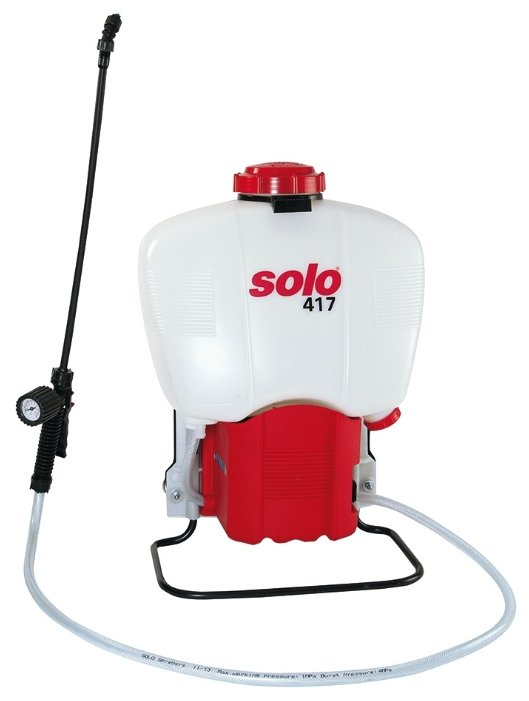 Аккумуляторный опрыскиватель Solo 417