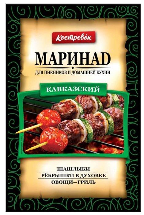 Маринад Костровок Кавказский, 80 г