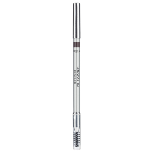 LOreal Paris карандаш Brow Artist Designer, оттенок 303, темно-коричневыйКарандаши для бровей<br>
