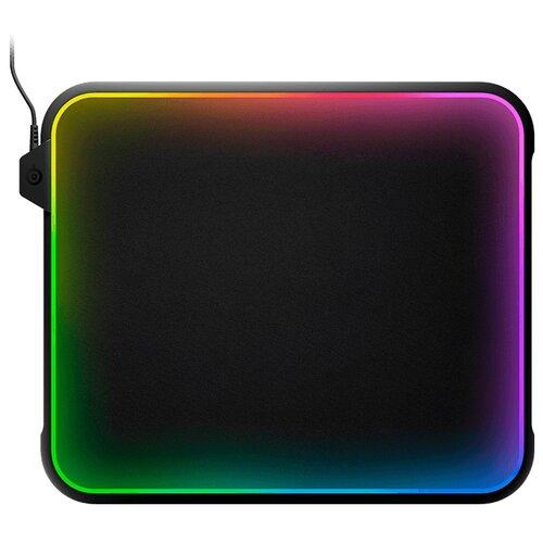 Коврик SteelSeries QcK Prism (63391) черный  - купить со скидкой
