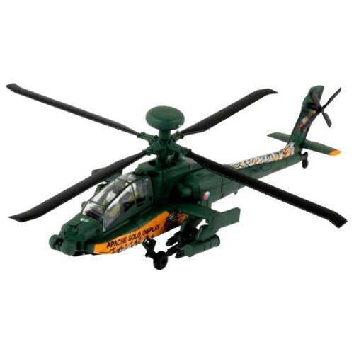 Фото - Сборная модель Revell Ah-64 Apache EasyKit (06646) 1:100 сборная модель revell porsche 356 cabriolet 07043 1 16