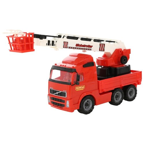 Пожарный автомобиль Полесье Volvo (58379)