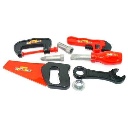 Shantou Gepai Игровой набор инструментов, 8 предметов 638-1B набор инструментов shantou gepai наша игрушка 6607