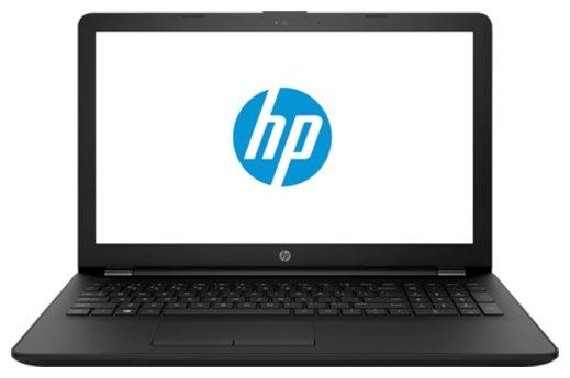 Ноутбук HP 15-ra041ur (Intel Celeron N3060 1600 MHz/15.6