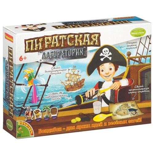 Купить Набор BONDIBON Пиратская лаборатория (ВВ2019), Наборы для исследований