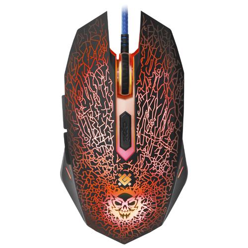 Мышь Defender Shock GM-110L Black USBМыши<br>