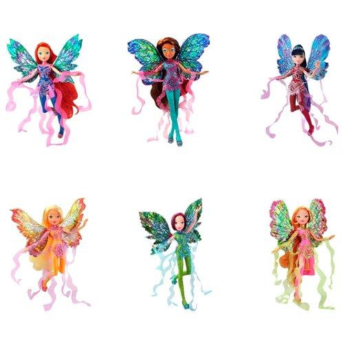 Кукла Winx Club WOW Дримикс, 27 см, IW01451700 раскраска winx club