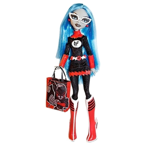 Кукла Monster High Комик-Кон Гулия Йелпс Дэд Фаст, 27 см, V7964