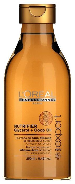 L'Oreal Professionnel шампунь Nutrifier Glycerol+Coco Oil