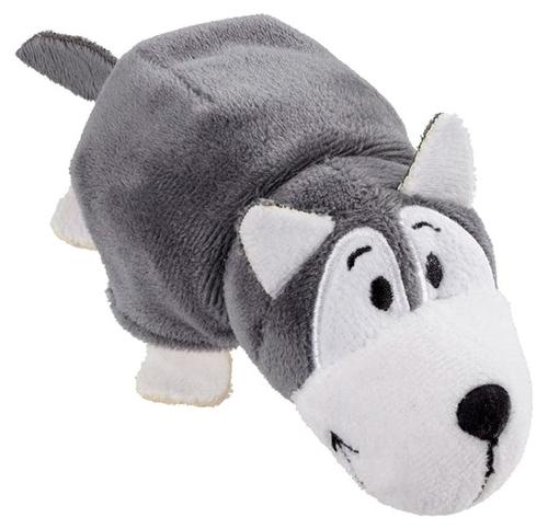 Купить Мягкая игрушка 1 TOY Вывернушка Хаски-Полярный медведь 8 см ... 39ff5c6a27c19