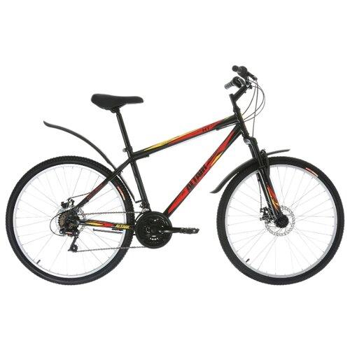 Горный (MTB) велосипед ALTAIR MTB HT 26 3.0 Disc (2017) черный 19 (требует финальной сборки)Велосипеды<br>