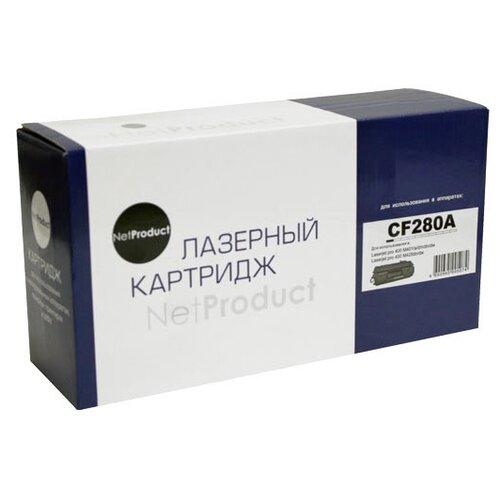 Фото - Картридж Net Product N-CF280A, совместимый картридж net product n ml 1710d3 совместимый
