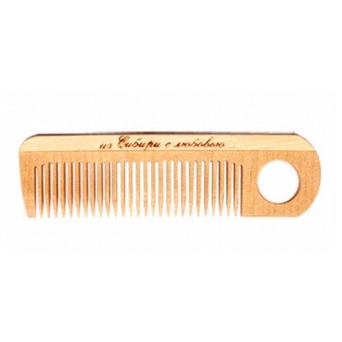 Тимбэ Продакшен Расческа деревянная РД4101 массажер ленточный тимбэ продакшен зубчатый