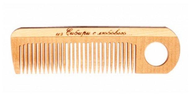 Тимбэ Продакшен Расческа деревянная РД4101