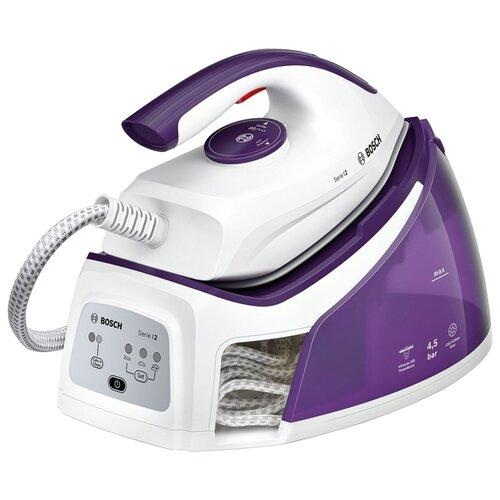 Парогенератор Bosch TDS 2170 белый/фиолетовый