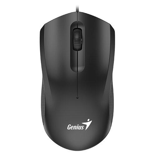 цена Мышь Genius DX-170 Black USB онлайн в 2017 году