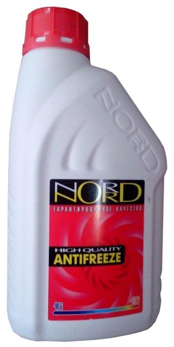 антифриз ХимАвто Антифриз NORD (красный) 1 кг