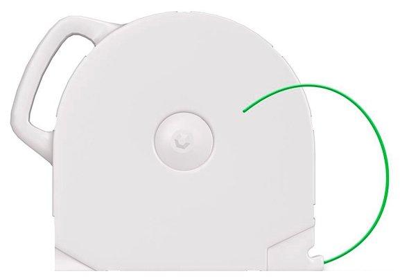 ABS пруток 3D Systems CubeX 1.75 мм светящийся неоновый зеленый