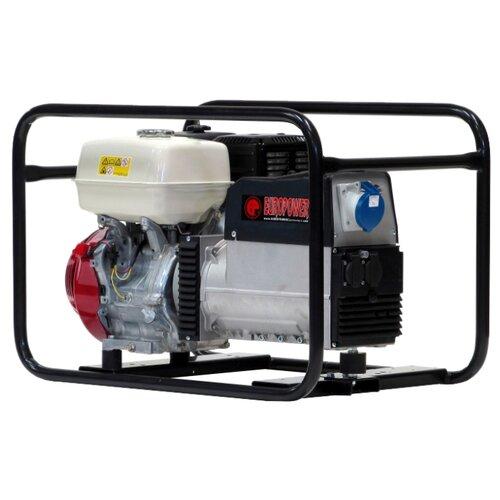 Бензиновый генератор EUROPOWER EP7000 (6000 Вт)