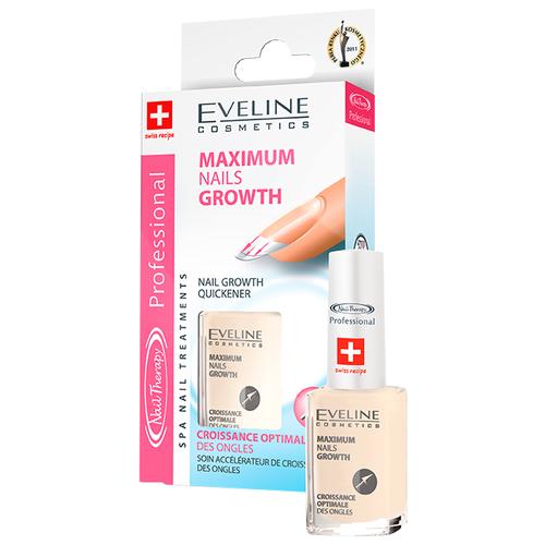 Профессиональный препарат, активизирующий рост ногтей Eveline Cosmetics Nail Therapy Professional, 12 мл