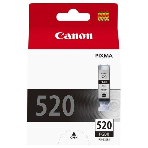 Картридж Canon PGI-520BK (2932B004) картридж canon pgi 520bk черный