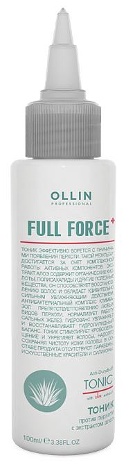 OLLIN Professional Full Force Тоник против перхоти