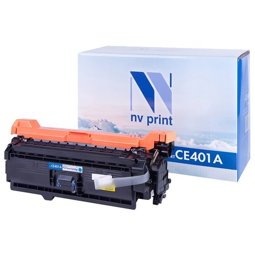 Фото - Картридж NV Print CE401A для HP, совместимый картридж nv print cb383a для hp совместимый