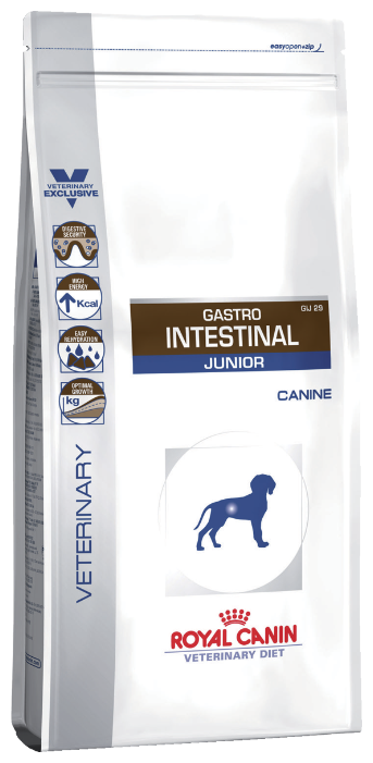 Корм для собак Royal Canin Gastro Intestinal Junior GIJ29