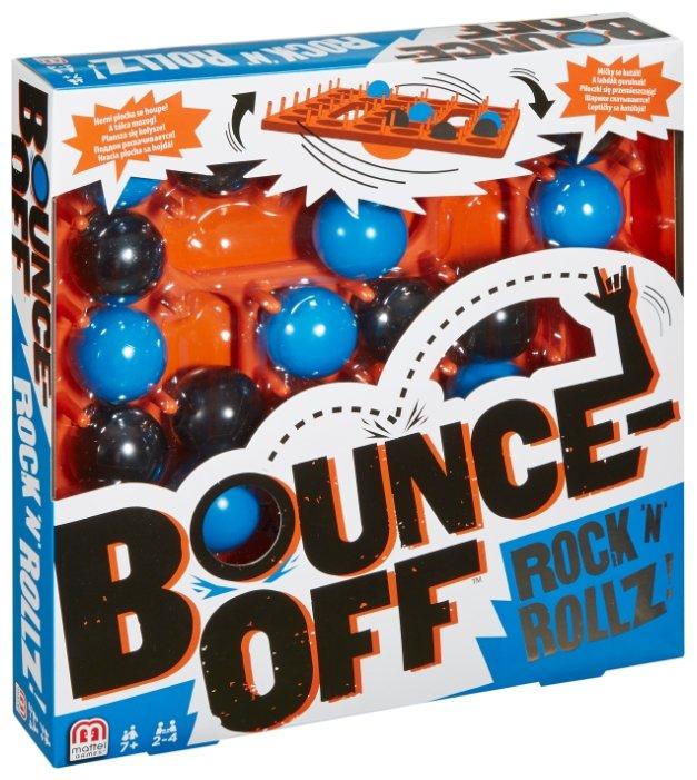 Настольная игра Mattel Bounce-Off Отскок Rock-n-Roll DNG25