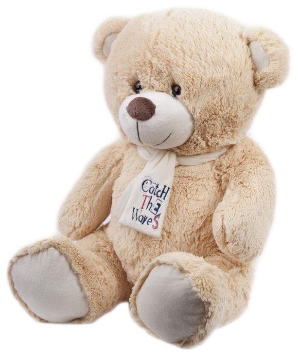 Мягкая игрушка Button Blue Медведь Тишка 30 см