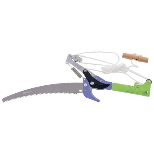 Сучкорез PALISAD 60581 зеленый/фиолетовый palisad 65840