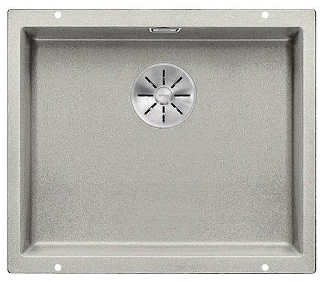 Врезная кухонная мойка Blanco Subline 500-U Silgranit PuraDur InFino 53х46см искусственный гранит