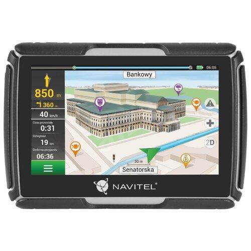 Навигатор NAVITEL G550 MotoGPS-навигаторы<br>