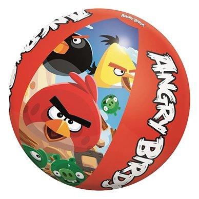 Мяч пляжный Bestway Angry Birds 96101 BW