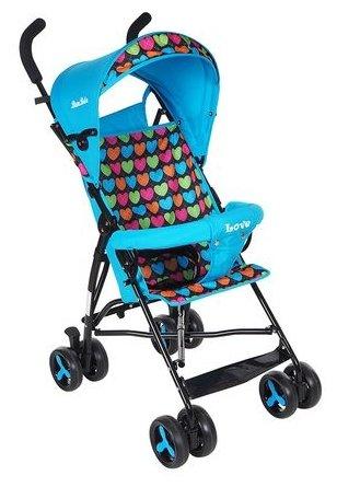 Прогулочная коляска BamBola B200 Love