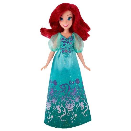 Кукла Hasbro Disney Princess Королевский блеск Ариэль, 28 см, B5285Куклы и пупсы<br>