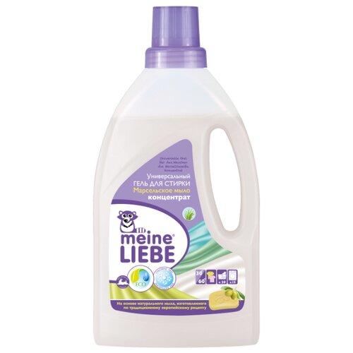 Гель для стирки Meine Liebe универсальный Марсельское мыло 0.8 л бутылкаГели и жидкости для стирки<br>