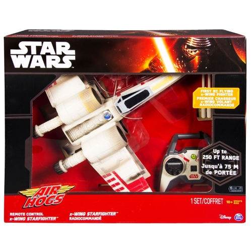 Самолет Spin Master Air Hogs Star Wars X-Wing (44527)