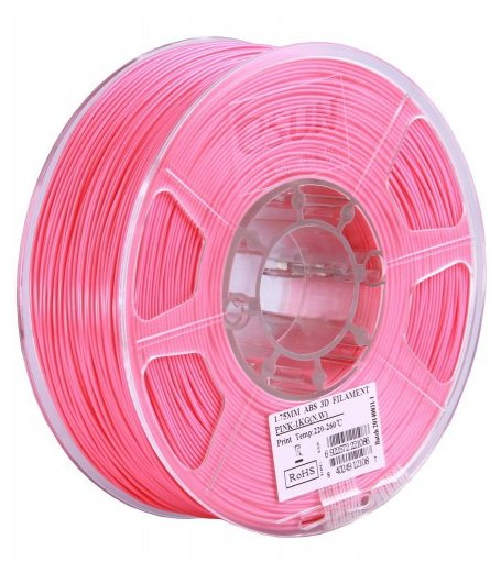 PLA пруток ESUN 1.75 мм розовый