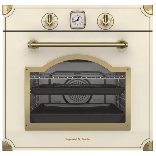 Электрический духовой шкаф Zigmund & Shtain EN 113.722 X электрический духовой шкаф zigmund shtain en 110 622 x