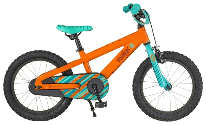 Детский велосипед Scott Voltage JR 16 (2018)