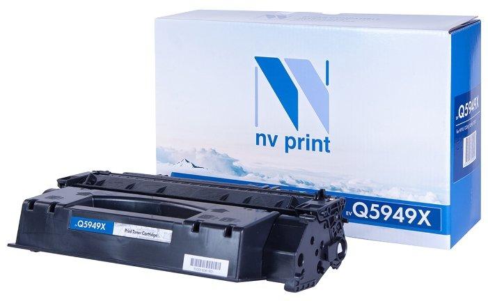 Картридж NV Print Q5949X для HP, совместимый купить по цене 550 с отзывами на Яндекс.Маркете