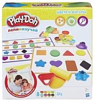 Масса для лепки Play-Doh Цвета и Формы (B3404)