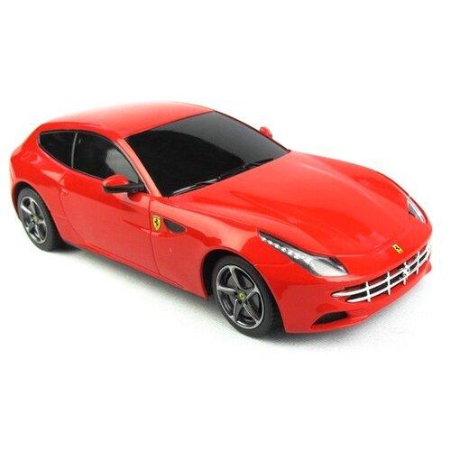 Легковой автомобиль Rastar Ferrari FF (46700) 1:24 19 см красный цена 2017