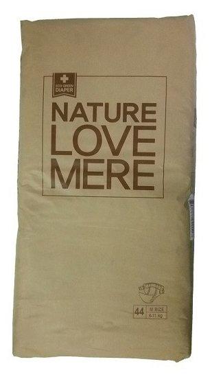 Nature love mere подгузники Basic M (6-11 кг) 44 шт.