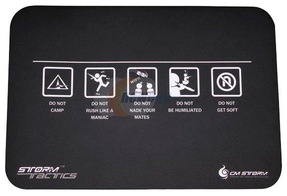 Коврик Cooler Master CS-M FPS Tactics DC (SGS-4000-KSM-1-GP)