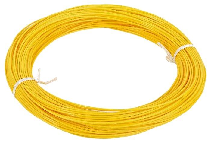 ABS пруток 3Dplast 1.75 мм жёлтый